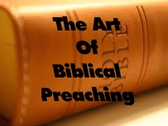 Art of biblical preaching