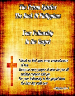 Cover of Philippians