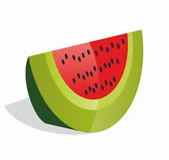 inside out watermellon