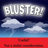 bluster 1