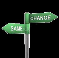 change directions 1
