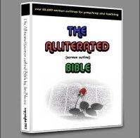 The Alliterated Bible Binder