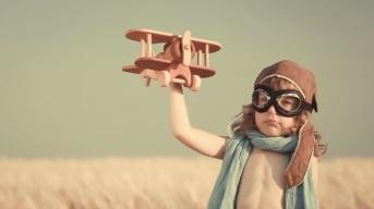 child pilot Orginal