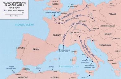 WWII Sicily Greece