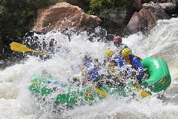 whitwaters rafting