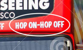 excursion hop on hoop off cutout